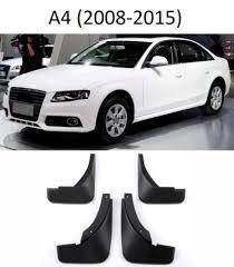 Комплект брызговиков AUDI A4 B8 2012-2015 после рестайлинга