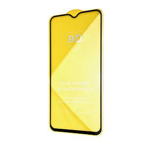 Защитное стекло DK-Case Full Glue 9D для OnePlus 6T (black)