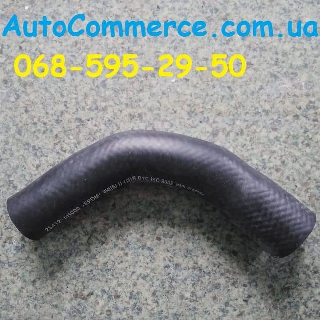 Патрубок радиатора верхний Hyundai HD65, HD78, HD72 Хюндай