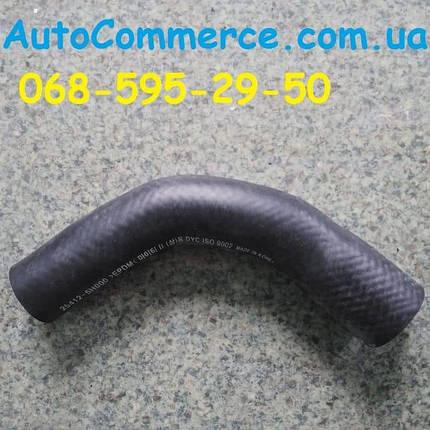 Патрубок радиатора верхний Hyundai HD65, HD78, HD72 Хюндай, фото 2