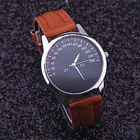 Годинники наручні чоловічі спідометр, фото 2