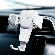 GETIHU универсальный автомобильный держатель смартфона, GPS (черный), фото 2