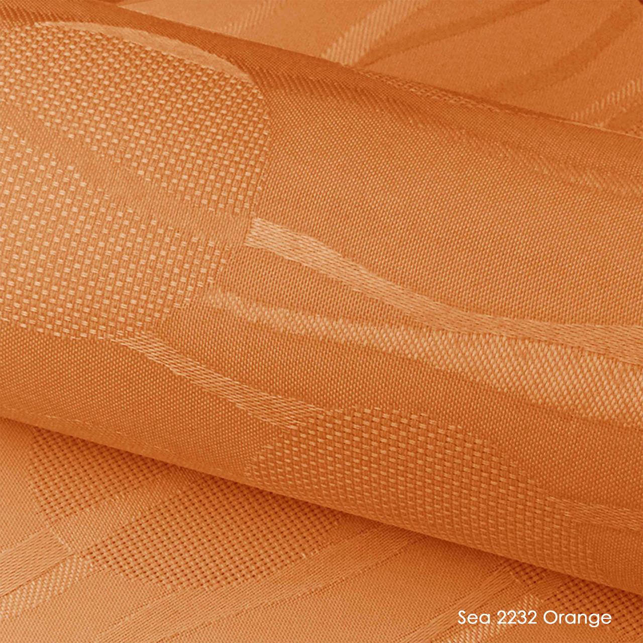Тканевые роллеты Sea 2232 Orange