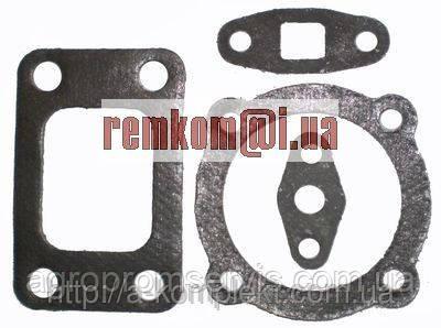 Комплект прокладок подключения ТКР 6Н, фото 2