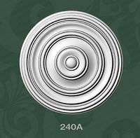 Потолочная розетка из пеноласта  240A Baraka Dekor