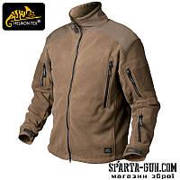 Куртка флісова Helikon-Tex LIBERTY - Койот
