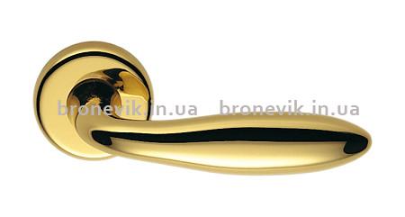 Дверная ручка Colombo Design Mach CD81 полированная латунь