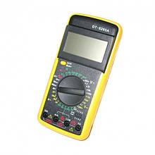 Мультиметр тестер цифровой профессиональный  DT-9205A New