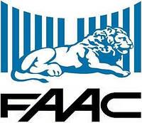 Привода FAAC (Италия) для секционных ворот