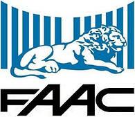 Приводу FAAC (Італія) для секційних воріт