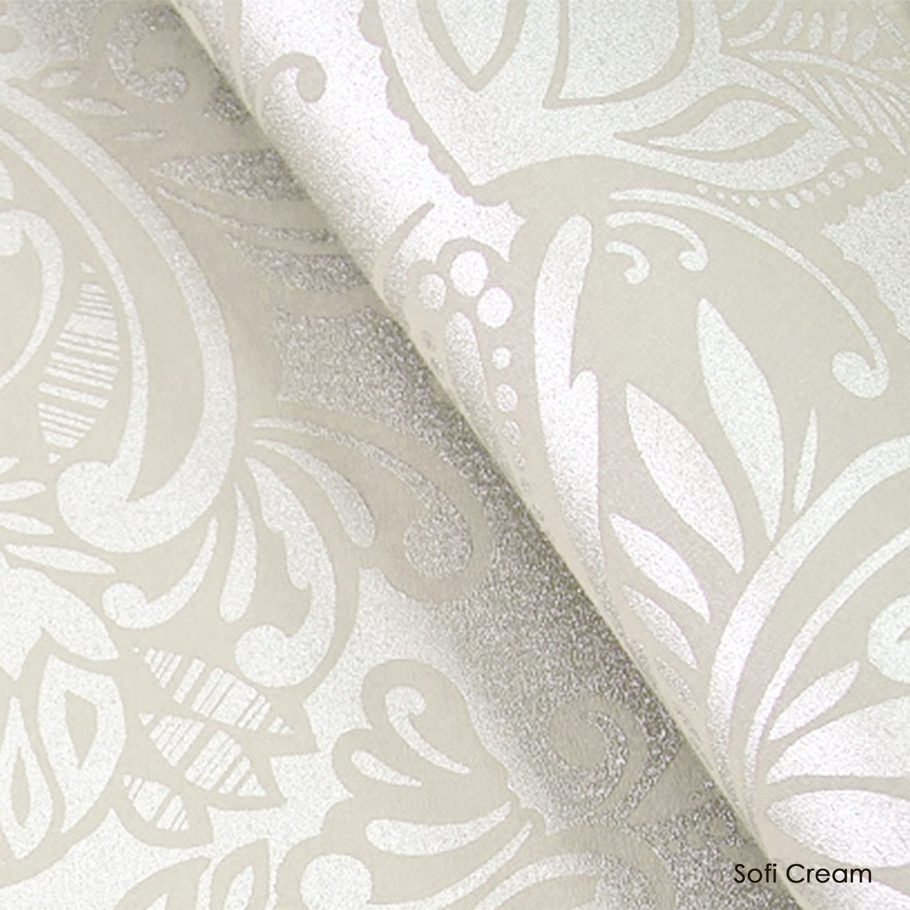 Тканевые роллеты Sofi Cream