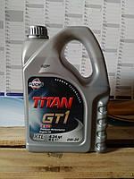 Моторное масло FUCHS TITAN GT1 EVO 0W-20 (4л.) для Toyota, Honda и других авто