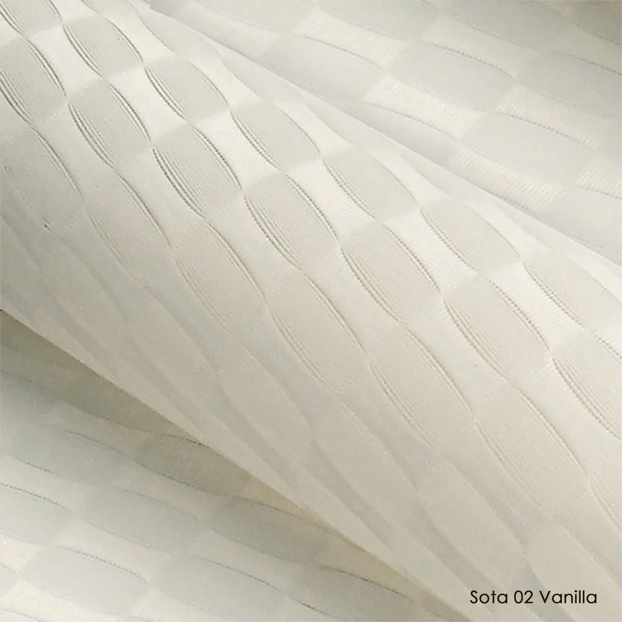 Тканевые роллеты Sota 2 Vanilla