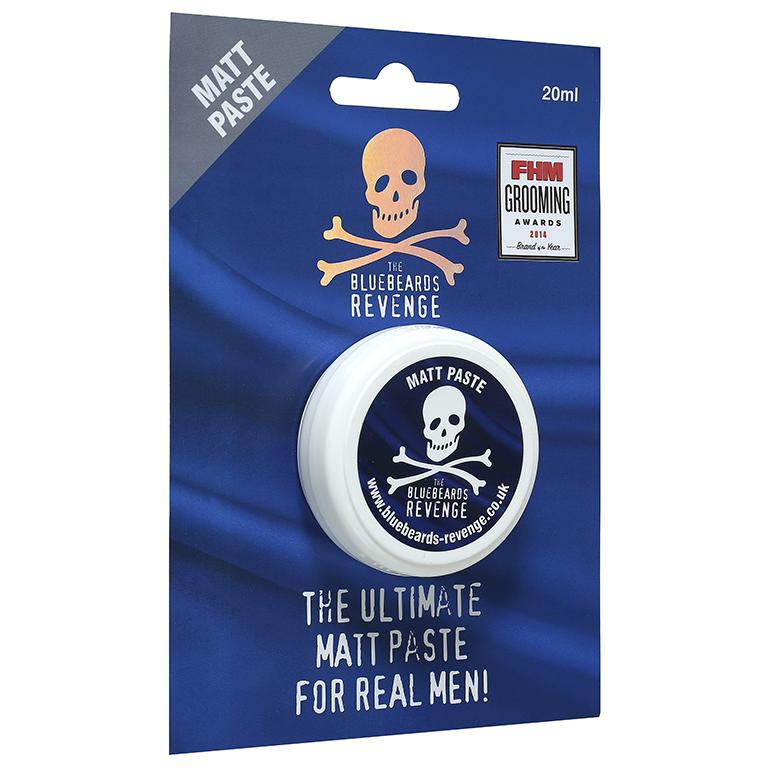 Паста для укладки волос The Bluebeards Revenge Matt Paste 20 мл.