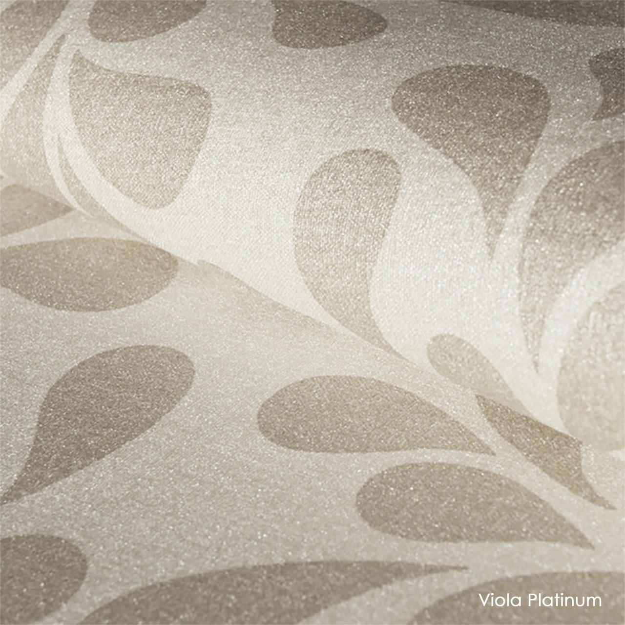 Тканевые роллеты Viola Platinum