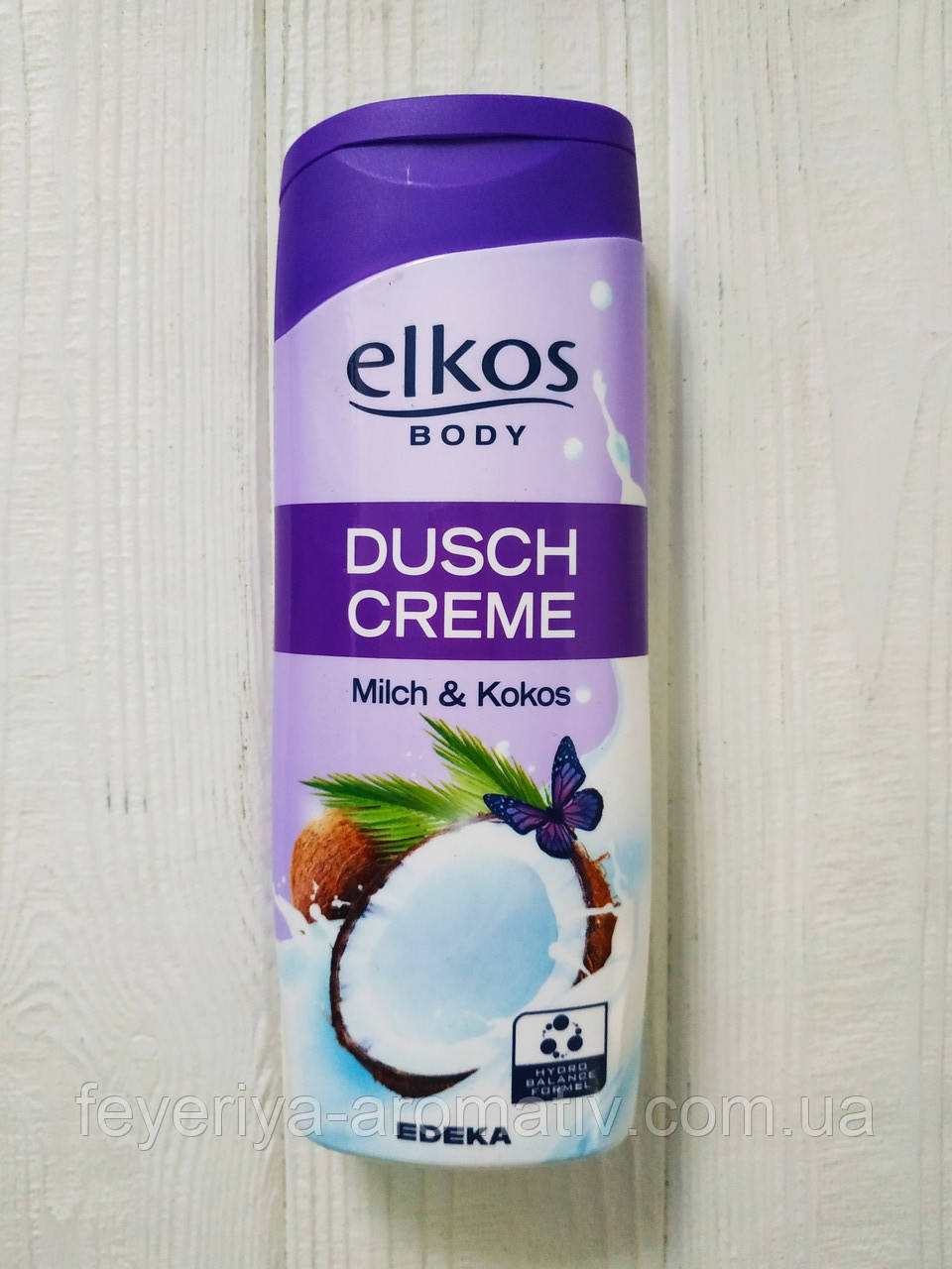 Гель для душа Elkos Milch & Kokos 300 мл