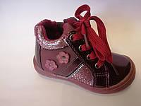 Ботинки для девочки Apawwa 176-21 бордо р.21,22,23