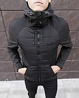 Куртка мужская демисезонная Combi Black до 0* С / осенняя весенняя