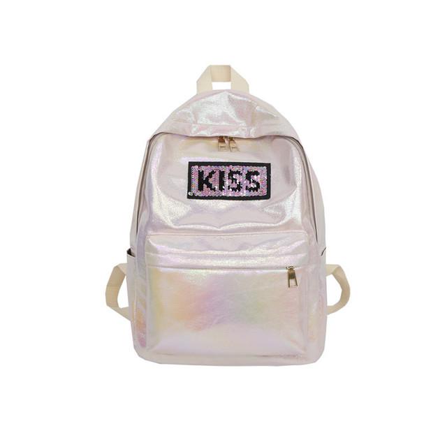 Рюкзак для девочки Kiss розовый
