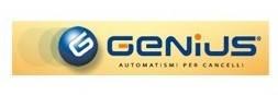 Приводу Genius (Італія) для секційних воріт