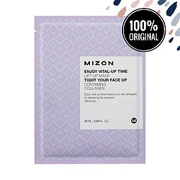 Лифтинговая тканевая маска для лица MIZON Enjoy Vital-Up Time Lift Up Mask, 25 мл