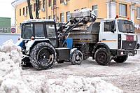 Вывоз Снега - Уборка Снега - Погрузка Снега