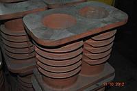 Блок цилиндров компрессора воздушного 2 ступени  4ВУ1-5\9