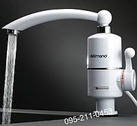 Проточный Нагреватель воды Делимано Delimano водоНагреватель электро