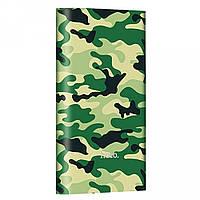 Power Bank Hoco 10000 mAh Camouflage Green, фото 1