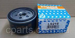 Масляный фильтр Renault Symbol/Clio 2 (Purflux LS218)(высокое качество)
