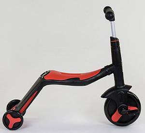 Самокат Best scooter  S868 3 в 1 с подсветкой и музыкой, фото 2