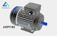 Электродвигатель АИР71В2 1,1 кВт 3000 об/мин, 380/660В