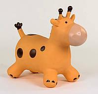 Прыгун резиновый Жираф