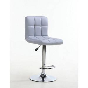 Кресло для макияжа, высокий стул с подножкой 8052