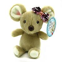 Мягкая игрушка Aurora  Мышонок девочка 17 см 190063B, фото 1