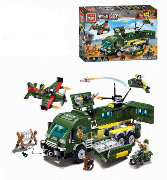 Лего Конструктор Военная база