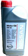 Nissan Motor Oil 5w-40 1л.