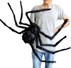 Искусственный паук для Halloween - 75см