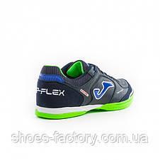 Кожаные Футзалки Joma Top Flex W 903 IN, Обувь для зала (TOPW.903.IN), фото 2