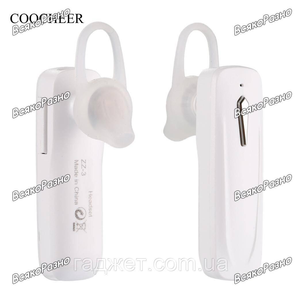 Блютуз ZZ - 3. Мини-гарнитура Беспроводной Bluetooth стерео наушники-вкладыши. Bluetooth универсальный