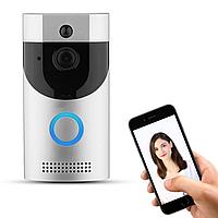 Домофон Wifi с датчиком движения Smart Doorbell B30 Full HD, фото 1