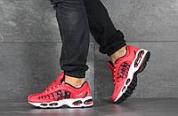 Мужские кроссовки Nike Supreme  червоні   (8261)