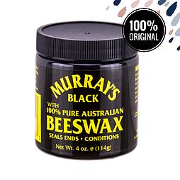 Натуральный воск для укладки волос MURRAY'S Black Beeswax, 100 мл