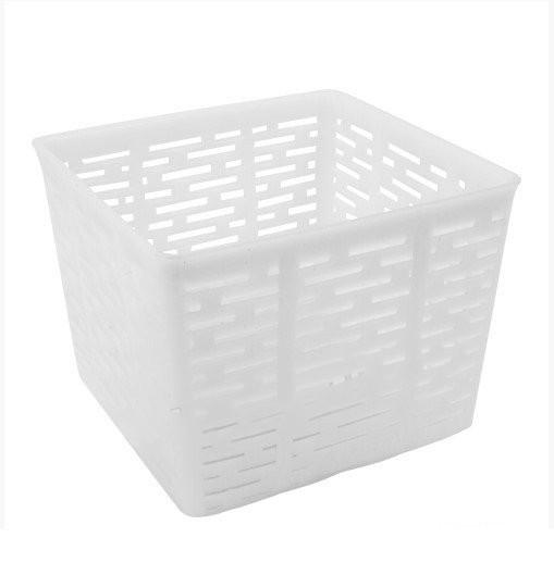 Форма для сыроварения квадратная 11x11x8,5 см 500 г  Biowin