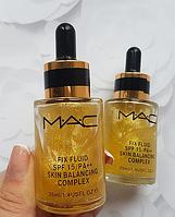 Флюид масло для лица МАС Fix Fluid spf 15