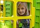 ДЕТСКИЙ ИГРОВОЙ ДОМИК  MOCHTOYS с Террасой XXL От 1 годика  БУДИНОЧОК, фото 5