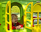 ДЕТСКИЙ ИГРОВОЙ ДОМИК  MOCHTOYS с Террасой XXL От 1 годика  БУДИНОЧОК, фото 6
