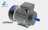 Электродвигатель АИР80А4 1,1 кВт 1500 об/мин, 380/660В
