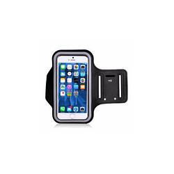 Спортивный чехол на руку ArmBand Черный для iPhone X/XS/MAX/8 Plus