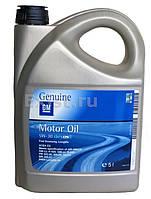 Моторное масло GM 5W30 dexos2 5L